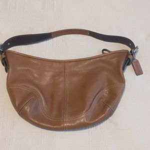 Coach small hobo bag- like new condition